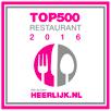 Top 500 Restaurant 2016 Logo